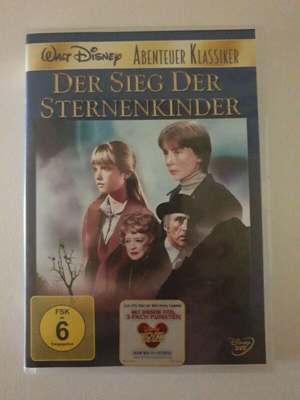 DVD  Der Sieg der Sternenkinder, Disney, Abenteuer Klassiker, 1978