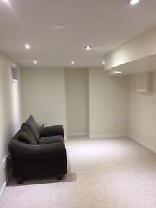 1 bedroom basement apartment for rent from sep 1st