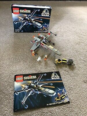 Lego star wars X-wing Fighter 7140