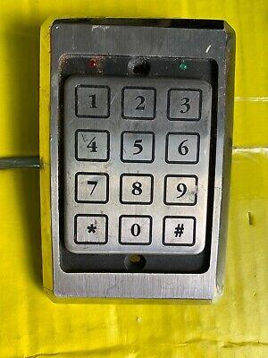 Essex Electronics Ktp-32313-sn-26 Bit Wiegand - Access Control Keypad