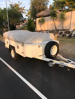 Campertrailer in excellent condition