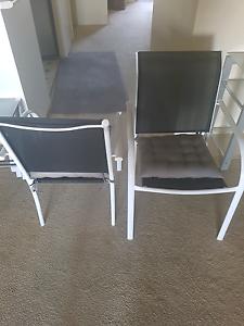 Garden Chairs Perth Perth City Area Preview