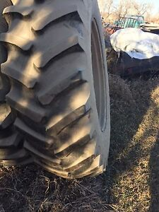 New holland 240f sprayer tires