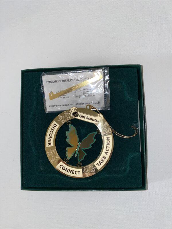 RARE Girl Scout Ornament