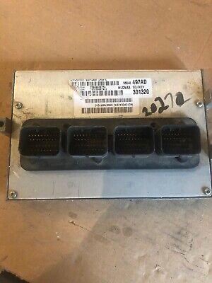 2007 Dodge Ram 3500 05094497AD 5.7L AT PCM