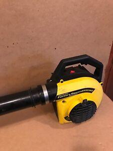 Leaf blower / snow blower