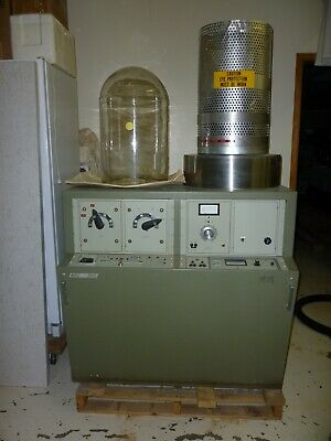 Used, Varian Vacuum Evaporator Mdl 3115 A/O VHS. for sale  Vashon
