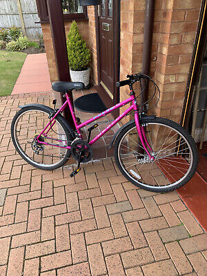 Ladies Apollo 'Pulse' Mountain Bike. Good Used Condition. Collect From Southport