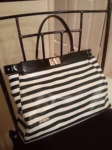 Vera May Handbag, Black & White Tamworth Tamworth City Preview