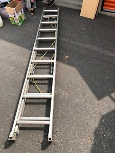 20' extendable ladder
