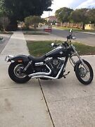 2013 Dyna Wide Glide Harley Davidson - EXCELLENT CONDITION Como South Perth Area Preview