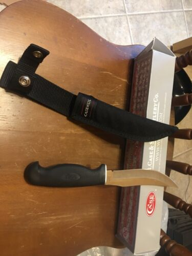 """CASE XX Fixed Blade 5"""" Skinner Hunter Knife Lightweight"""