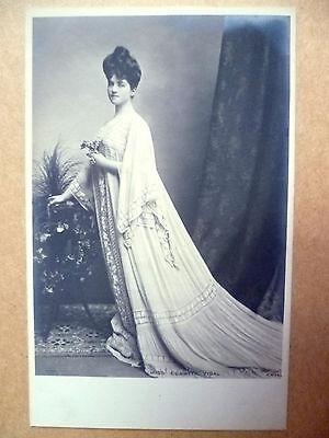 Postcard- Theater Actresses MISS CLARITY VIDAL