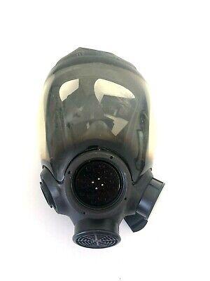 Msa Advantage 1000 Riot Control Full Face Respirator Gas Mask Size Medium Md 2