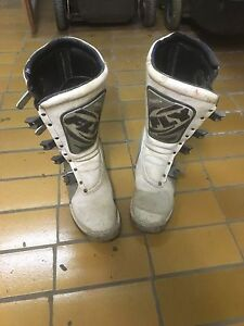Fly racing motorcycle boots Mowbray Launceston Area Preview