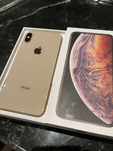 iPhone XS MAX 256GB in excellent condition