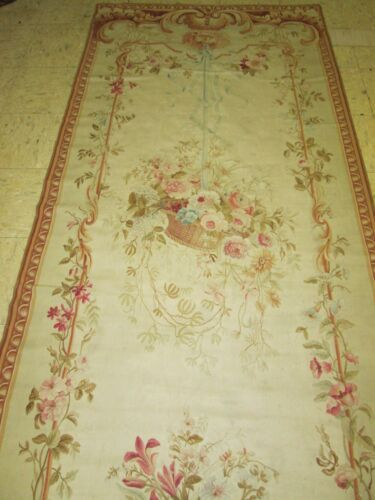 19Th Century French Aubusson Tapestry .