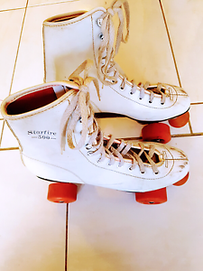 Vintage Starfire Roller Skates size 38 Macquarie Fields Campbelltown Area Preview