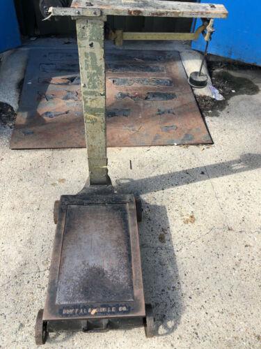 Buffalo Scale Co. Platform Scale - Used