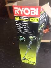 Ryobi 25.4 2 Stroke Straight Shaft Line Trimmer/Brush Cutter Boondall Brisbane North East Preview