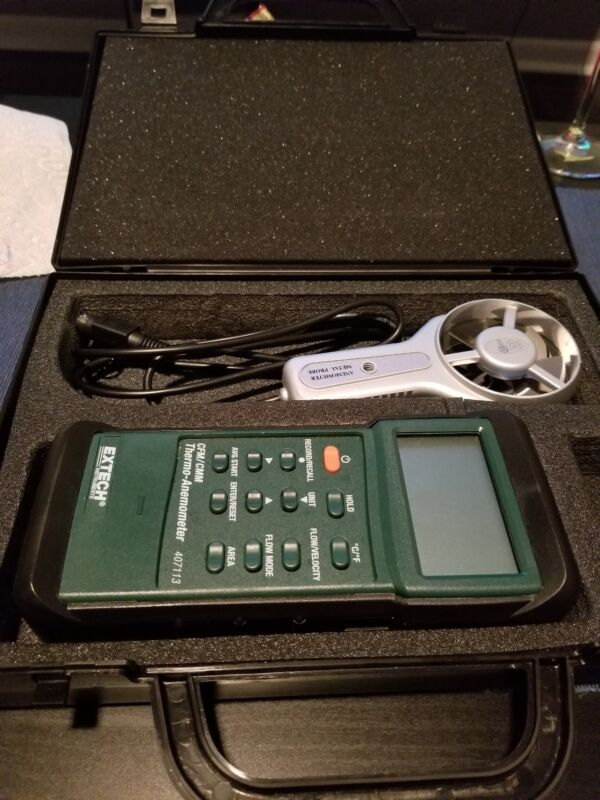 Extech Thermo-anemometer
