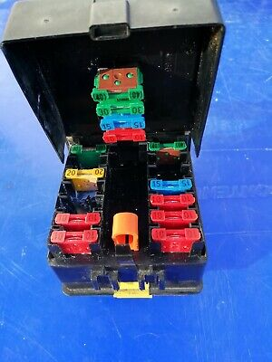 Car Electical Spare Emergency Travel Fuse Box Fuses Blade An Spade For Jeep