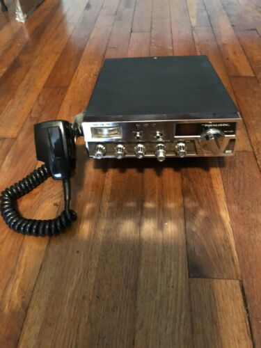 Realistic TRC 449 40 Channel AM/SSB CB Radio. Buy it now for 500.00