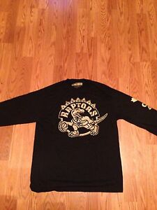 Official OVO x Toronto Raptors Limited Edition Long Sleeve Shirt