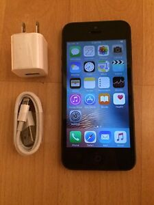 EXCELLENT CONDITION IPHONE 5 32GB ROGERS/CHATR
