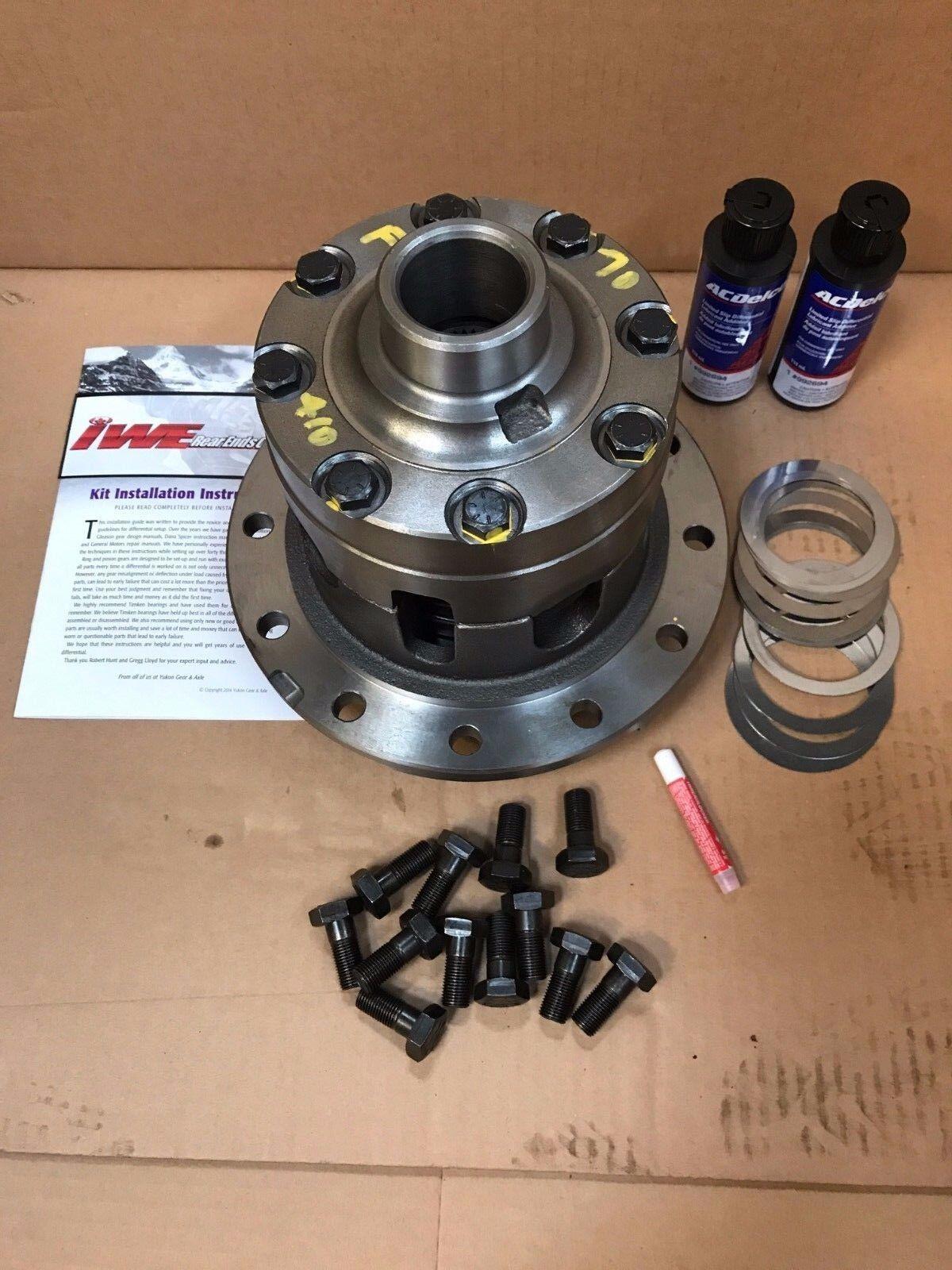 Details about DANA 70 U POWER LOCK POSI LIMITED SLIP 32 SPL NEW DODGE 2500  CHEVY FORD F350 4X4