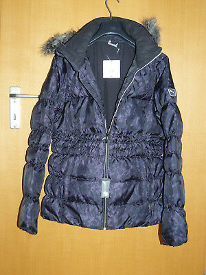 Puma FD Cat Down Jacket Slim Fit Damen Daunen Mantel