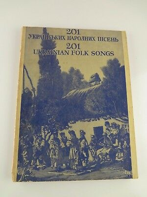201 Ukranian Folk Songs (1943 )