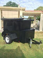 6x4 enclosed trailer 2 years old Lockleys West Torrens Area Preview
