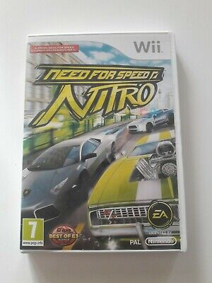 Gioco per Nintendo Wii Need for Speed NITRO