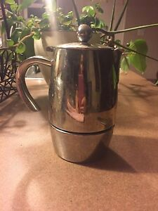 100%  stainless steel Turkish Coffee maker