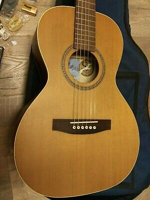 Seagull S Series Grand Parlor Acoustic Guitar