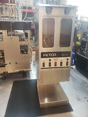 Fetco Gr2.2 Portion Grinder