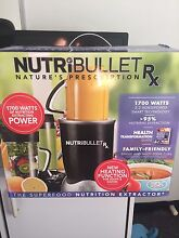 NutriBullet hot and cold 1700 watts! Helensvale Gold Coast North Preview