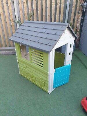 Smoby playhouse