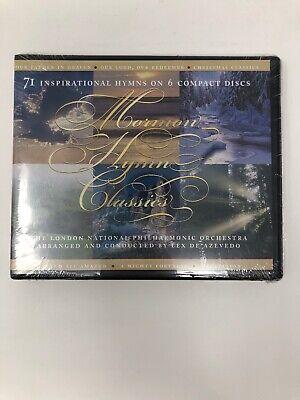 London National Philharmonic Orchestra 71 Mormon Hymn Classics 6 CD Box Set LDS