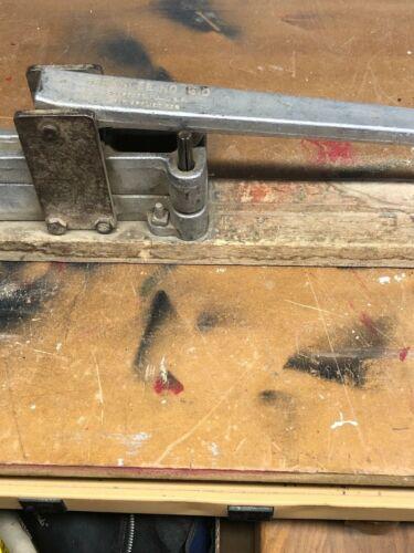 """Electrical Tools Greenlee #1810 1/2"""" EMT offset maker"""