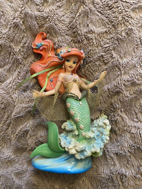 Disney Showcase Collection Haute Couture, Enesco, Ariel - Rare Little Mermaid