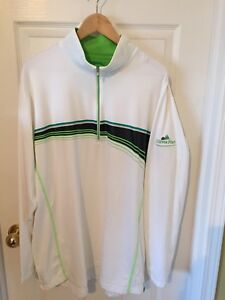 Golf jacket--half-zip. Copper Point Golf Course $10. XXL
