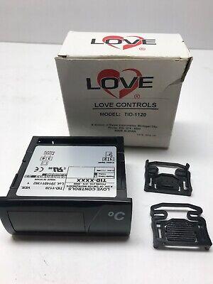 Love Tid-1120 Digital Panel Metertemperature