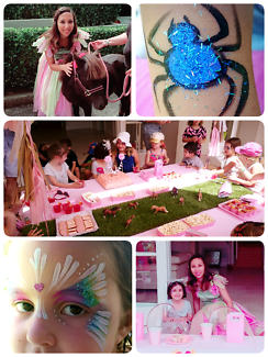 Face Painting Party Service Sydney