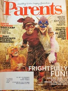 Parents Magazine - healthy kids, happy families (American)