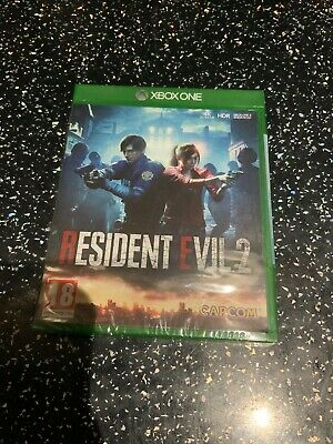 Xbox One Game Resident Evil 2 NEW & SEALED