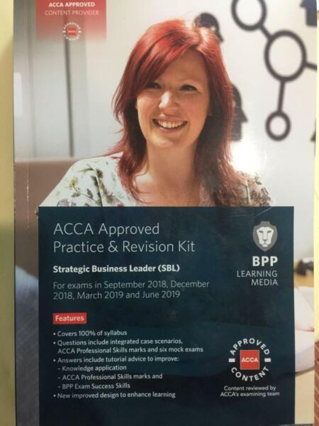 ACCA -- SBL PRACTICE & REVISION KIT (BPP) | Textbooks