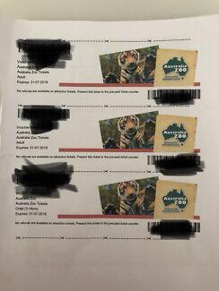 Australia Zoo tickets