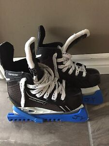 Child's skates.  Size youth12